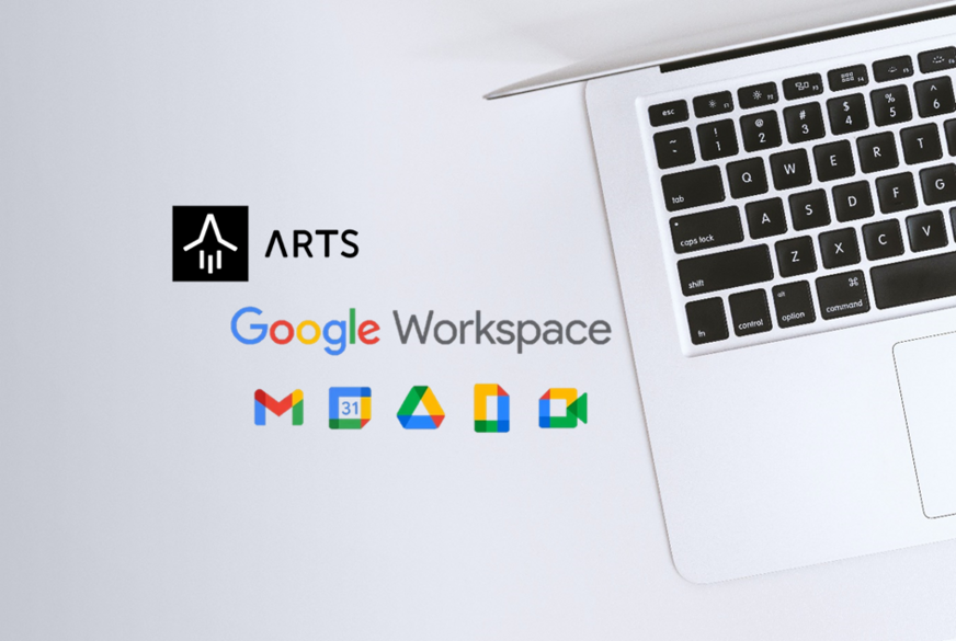 Success Story about ARTS moved into Google Workspace